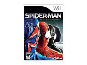 Spider-Man: Shattered Dimensions Wii Game