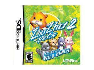Zhu Zhu Pets: Wild Bunch Nintendo DS Game