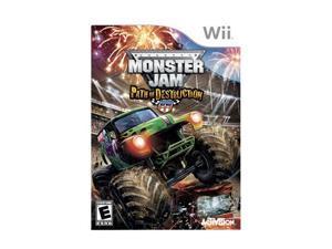 Monster Jam 3 Wii Game