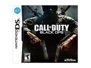 Call of Duty Black OPS Nintendo DS Game