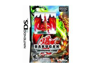 Bakugan Battle Brawlers: Defenders of the Core Collector Edition Nintendo DS Game