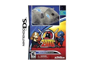 Kung Zhu Limited Edition w/Hamster Nintendo DS Game