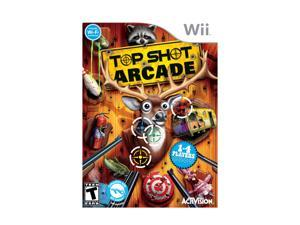 Top Shot Arcade Wii Game