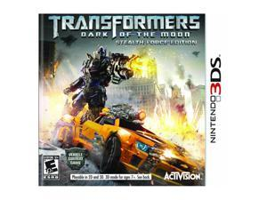 Transformers Dark of the Moon 3DS Nintendo 3DS Game Activision