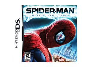 Spider-Man: Edge of Time Nintendo DS Game