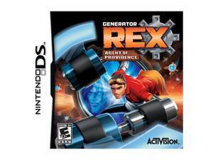 Generator Rex Nintendo DS Game