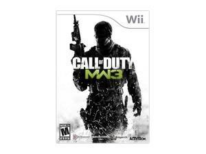 Call of Duty: Modern Warfare 3 Wii Game
