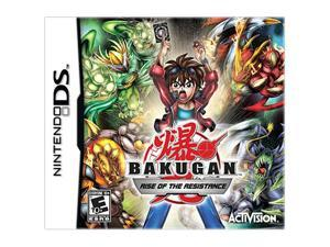 Bakugan: Rise of the Resistance Nintendo DS Game Activision