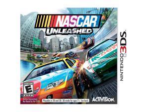 Nascar Unleashed Nintendo 3DS Game