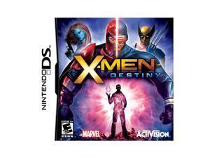 X-Men Destiny Nintendo DS Game
