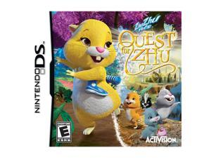 Quest for Zhu Nintendo DS Game