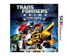 Transformers Prime: The Game Nintendo 3DS Game Activision