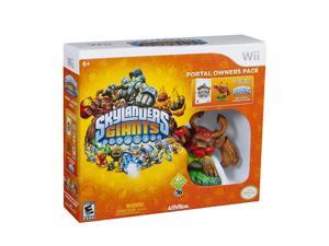 Skylander Giants Portal Owner Pack Wii Game Activision