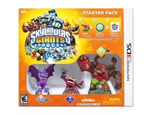 Skylander Giants Starter Kit Nintendo 3DS Game