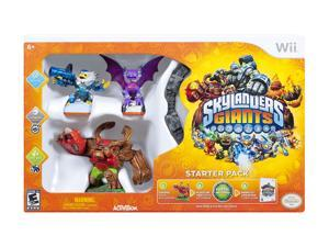 Skylander Giants Starter Pack Wii Game Activision