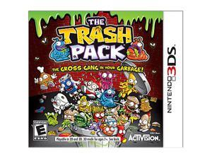 Trash Packs Nintendo 3DS Game