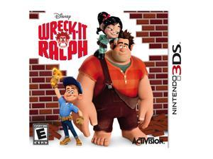 Wreck It Ralph Nintendo 3DS Game
