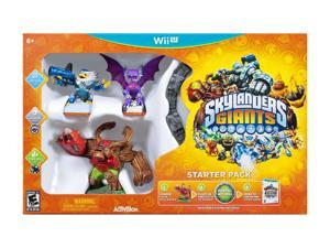 Skylander Giants Starter Pack Wii U Games