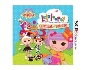 Lalaloopsy Carnival of Friends Nintendo 3DS Game