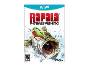 Rapala pro bass fishing nintendo wii u for Wii u fishing game