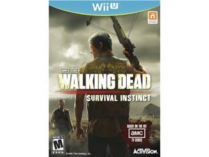 WALKING DEAD: Survival Instinct Wii U Game