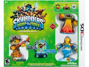Skylanders SWAP Force Starter Pack Nintendo 3DS Game Activision