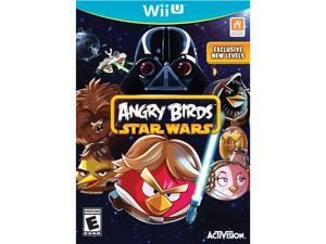 Angry Birds Star Wars for Nintendo Wii U