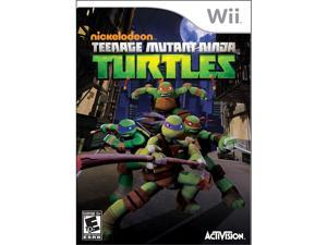 Teenage Mutant Ninja Turtles Wii Game