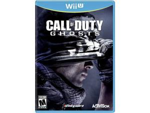 Call of Duty: Ghosts Wii U Game Activision