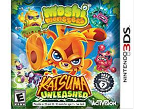 Moshi Monsters: Katsuma Unleashed Nintendo 3DS Game