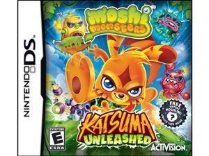 Moshi Monsters: Katsuma Unleashed Nintendo DS