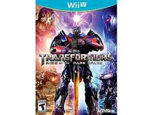 Transformers Rise of the Dark Spark Nintendo Wii U