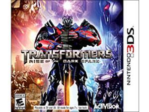 Transformers Rise of the Dark Spark 3DS
