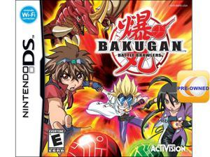 Pre-owned Bakugan: Battle Brawlers  DS