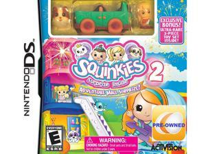 PRE-OWNED Squinkies 2: Adventure Mall Surprize!  DS