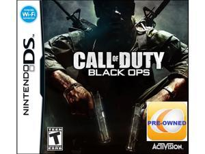 Pre-owned Call of Duty: Black Ops DS