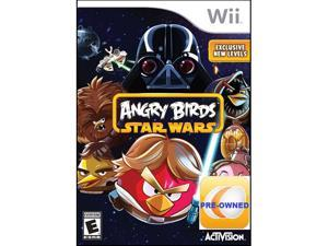 Pre-owned Angry Birds: Star Wars Wii
