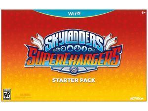 Skylanders SuperChargers Starter Pac Nintendo Wii U