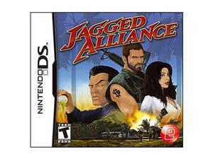 Jagged Alliance Nintendo DS Game ATARI