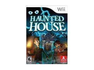 Haunted House Wii Game ATARI