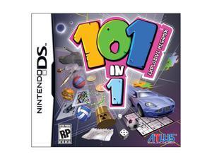 101 in 1 Explosive Megamix Nintendo DS Game