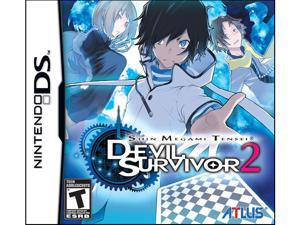 Shin Megami Tensei: Devil Survivor 2 Nintendo DS Game