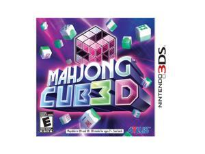 Mahjong CUB3D Nintendo 3DS Game