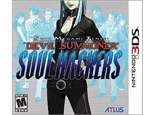 Shin Megami Tensei: Devil Summoner: Soul Hackers Nintendo 3DS Game ATLUS