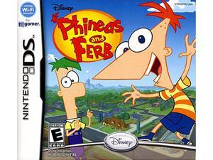 Phineas & Herb Nintendo DS Game