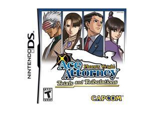 Phoenix Wright: Ace Attorney: Trials and Tribulations DS