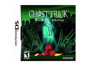 Ghost Trick Nintendo DS Game CAPCOM