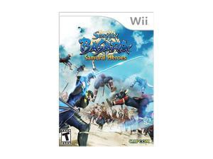 Sengoku Basara Samurai Heroes Wii Game