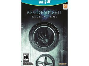 Resident Evil: Revelations Wii U Game Capcom