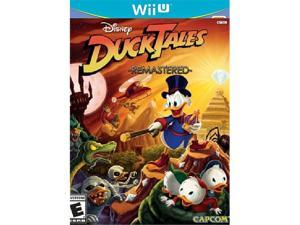 DuckTales Remastered Wii U Capcom